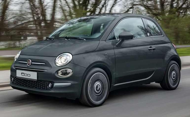 Privatleasing: Fiat 500 Lounge 1.0 GSE Hybrid für 55€ Brutto mtl. (LF: 0.32, Bereitstellung: 799€)