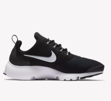 Nike Presto Fly Herrenschuhe schwarz für nur 49,05€ inkl. Versand (statt 66€)