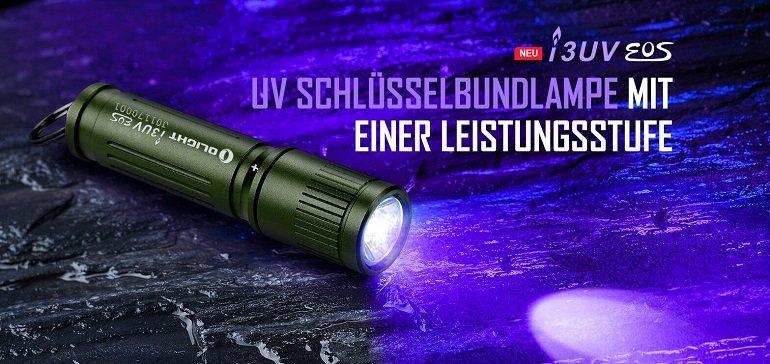 Olight I3UV EOS UV-Taschenlampe 2