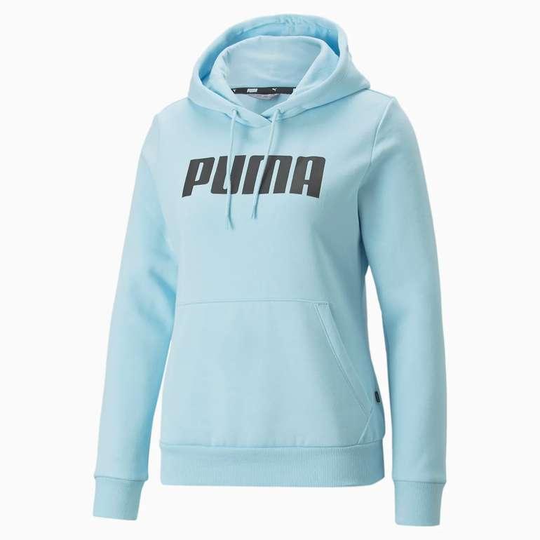 Puma Sale mit bis zu 50% Rabatt + 20% Rabatt auf ALLES - z.B. Essentials Damen Hoodie für 28€ (statt 35€)