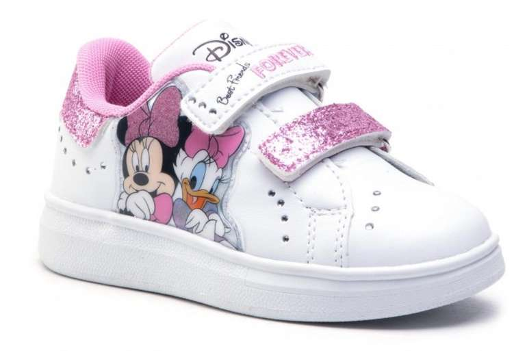 Mickey & Friends CP23-5820DSTC Kinder Sneaker mit Klettverschluss für 18,45€ inkl. Versand (statt 25€)