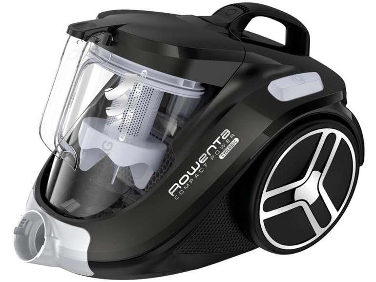 Rowenta Compact Power Cyclonic Staubsauger RO3785 für 78,90€ inkl. Versand
