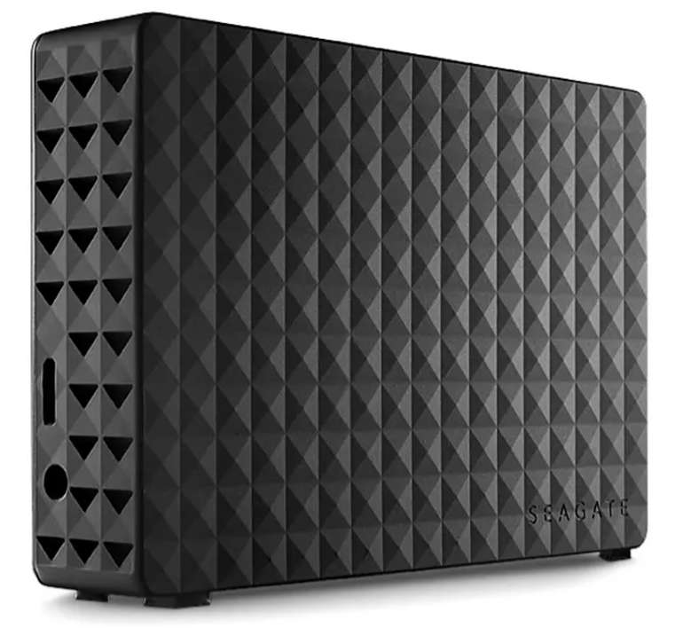 Seagate Expansion Desktop Festplatte (14 TB HDD, 3,5 Zoll, extern) für 234€ inkl. Versand (statt 329€)