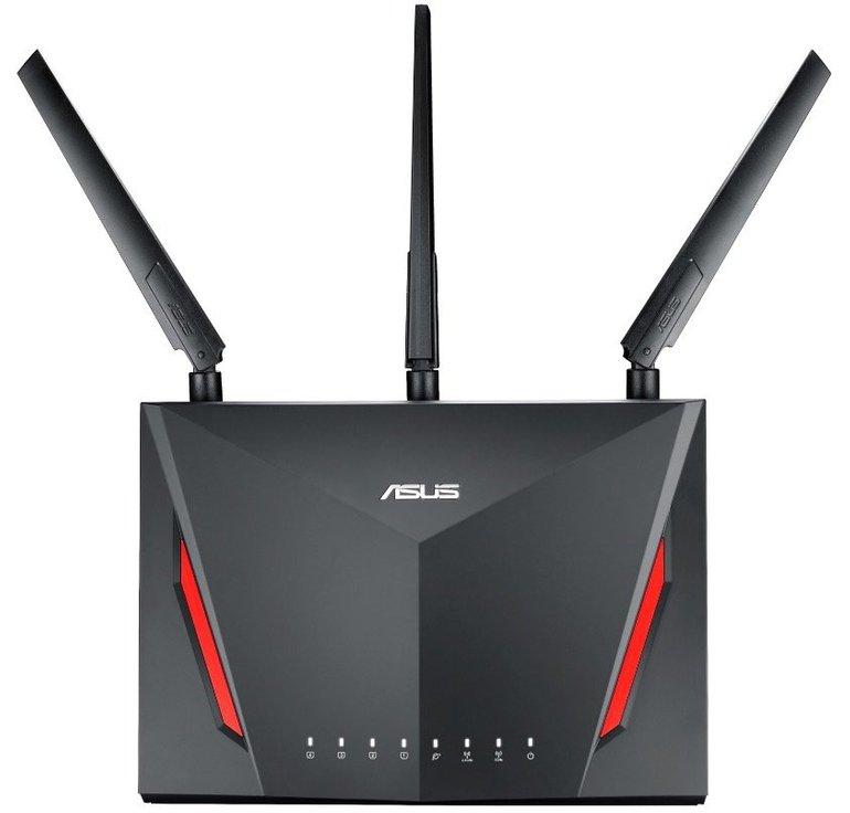 Asus RT-AC86U AC2900 WLAN Router für 147€ inkl. Versand