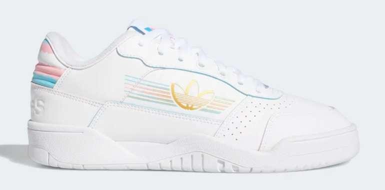 Adidas Carrera Low Pride Schuh in weiß für 54,54€ inkl. Versand (statt 78€)