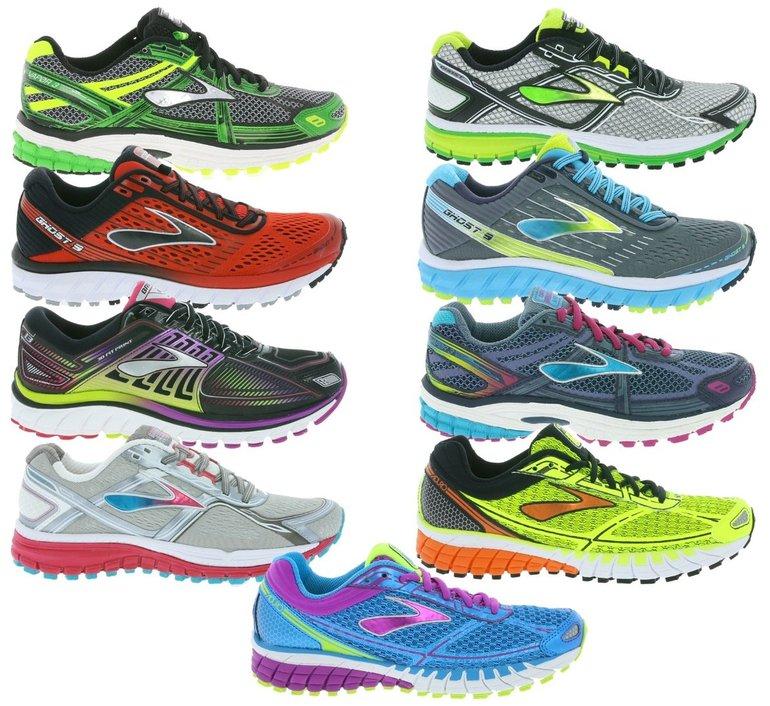 Brooks Laufschuhe verschiedene Modelle ab 29,99€ (Damen) inkl. Versand