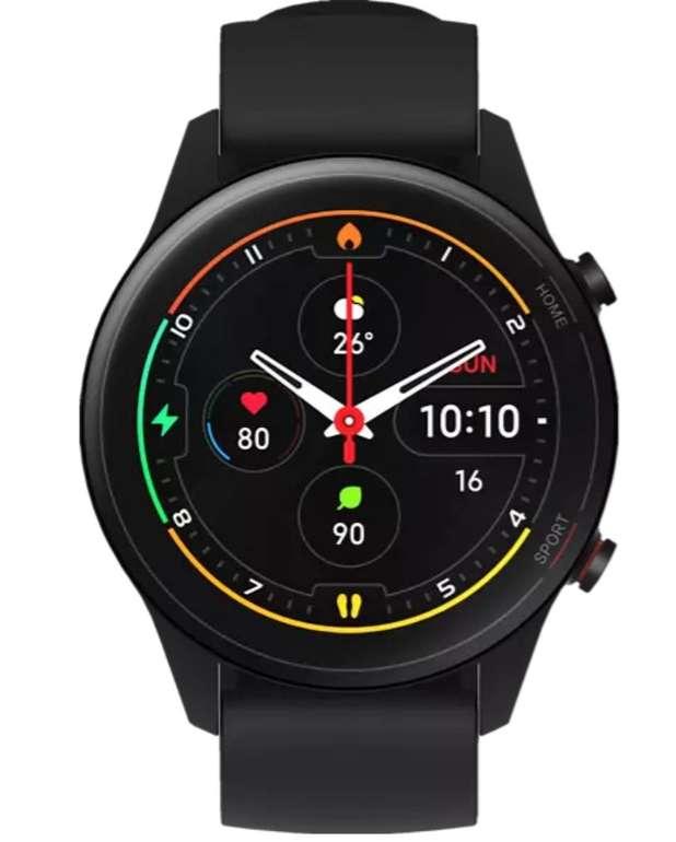 """Xiaomi Mi Watch Smartwatch (1.39"""" OLED, BT 5.0, Herzfrequenz- und SpO2-Messung) für 84,15€ (statt 101€)"""