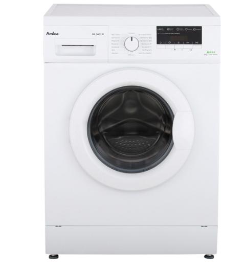 Amica WA 14672 W - 8kg Waschmaschine (1400U/Min, A+++) für 279€ inkl. Versand