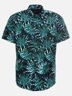Boss Herren Hemd 'Rash' in dunkelgrün für 31,46€ inkl. Versand (statt 67€)
