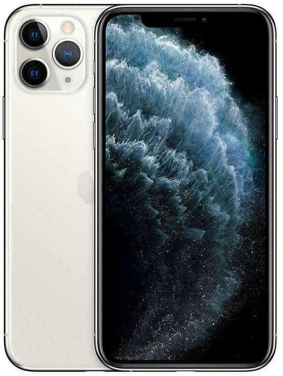 Apple iPhone 11 Pro 256GB vers. Farben (OLED Display, iOS 13, 12 MP Triple-Kamera) je 839€ inkl. Versand - B-Ware *wie neu*
