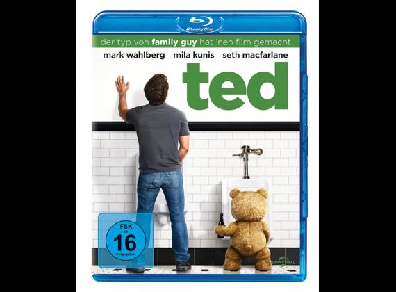 Ted (Blu-ray) für 3,48€ inkl. Versand (statt 13€)