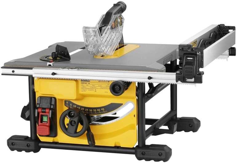 Tischkreissäge 210 mm - DWE7485 für 391,99€ inkl. Versand (statt 480€)