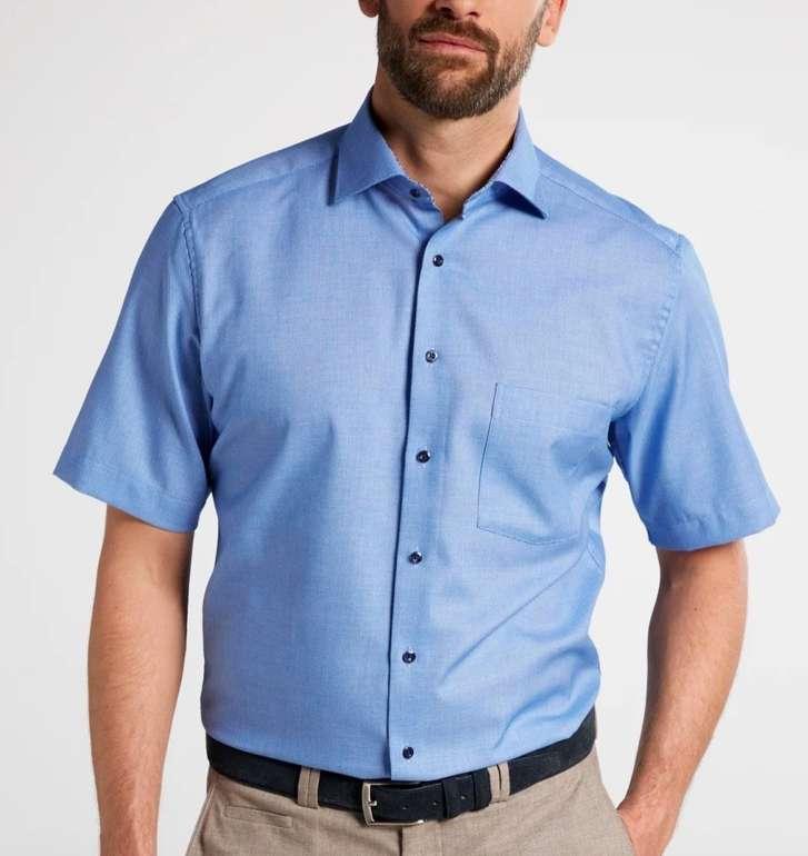 2 Eterna Kurzarm-Hemden im Sale für zusammen nur 50,95€ inkl. Versand (statt 60€)