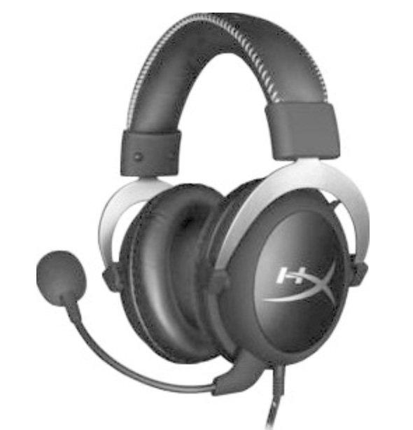 HyperX CloudX - Offiziell Lizenziertes Xbox-Headset (Abnehmbares Mikrofon mit Rauschunterdrückung) für 54,87€