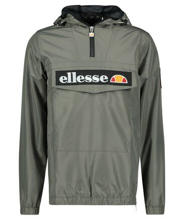 Ellesse Mont 2 Jacke in Schlupf-Form in Anthrazit für je 41,72€ inkl. Versand (statt 51€)