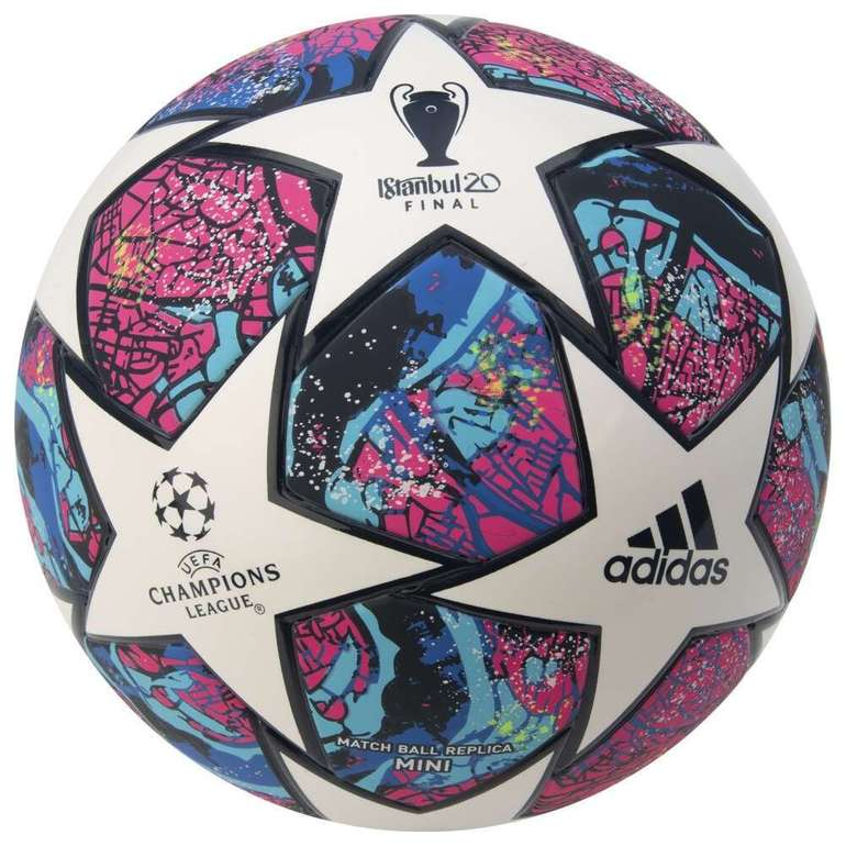 adidas Champions League Finale Mini Fußball für 11,94€ inkl. Versand (statt 15€)