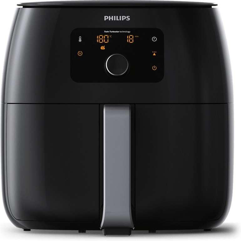 Philips Heißluftfritteuse Avance Collection Airfryer XXL HD9652/90 für 179,99€ (B-Ware)