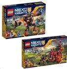 Lego: Jestros Gefährt der Finsternis + Infernox und die Königin ab 44,98€