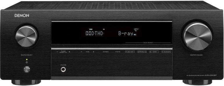 Denon AVR-X550BT 5.2 Kanäle AV Receiver für 170,91€ inkl. Versand