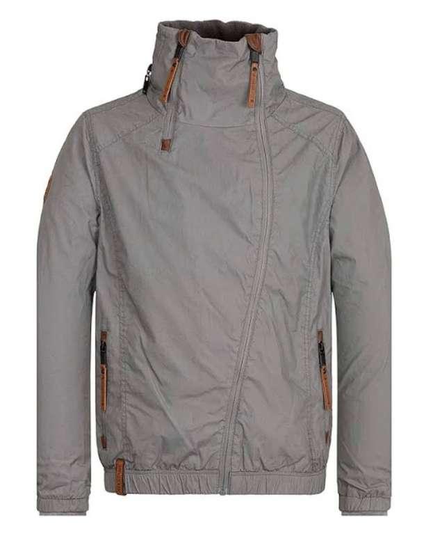 naketano Jacke in grau für 39,95€ inkl. Versand (statt 68€)