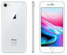 Apple iPhone 8 mit 256GB in Silber/Schwarz/Grau für 444€ inkl. Versand (B Ware)