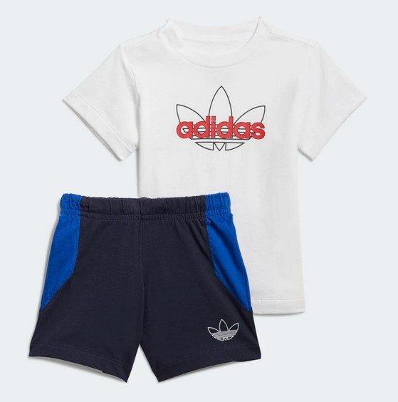 Adidas SPRT Collection Baby Set (Shorts und T-Shirt) für 16,83€ inkl. Versand (statt 33€) - Creators Club!