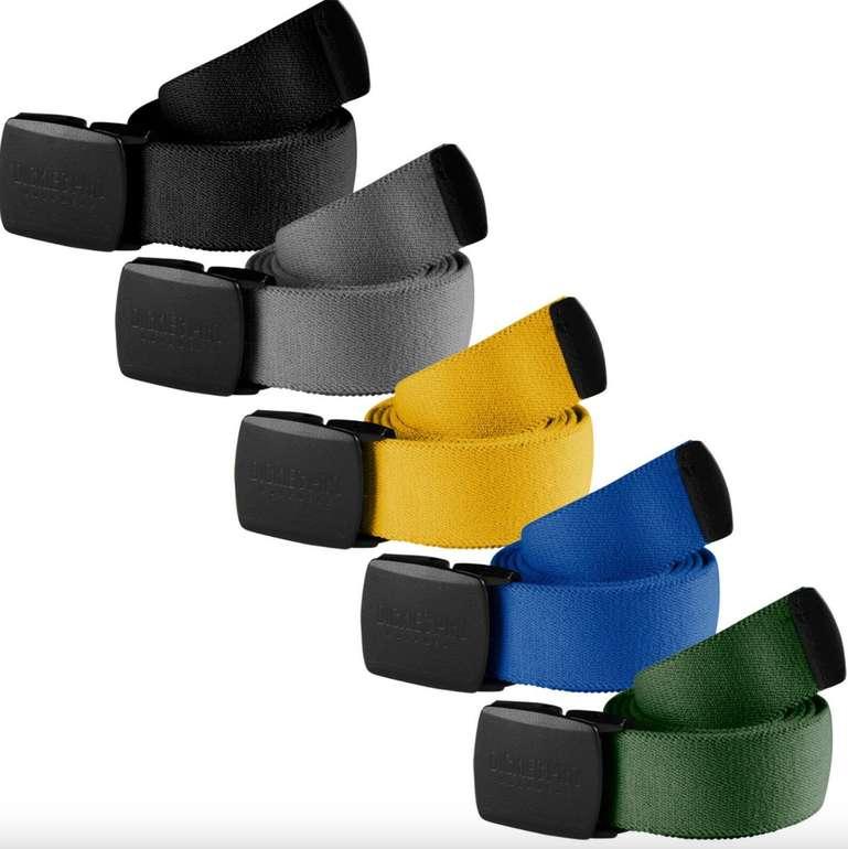 Dickies Workwear Pro Belt Gürtel (metallfrei, leicht elastischer Arbeitsgürtel) für 12,05€ (statt 16€)