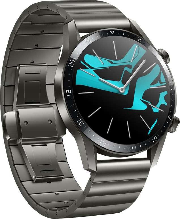 Huawei Watch GT 2 Elite (46 mm, Metall) für 211€ inkl. Versand (statt 233€)