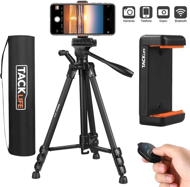 Tacklife MLT02 360° Stativ (150 cm, Bluetooth Fernbedienung) für 29,99€ inkl. Versand (statt 41€)