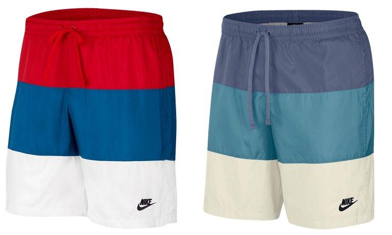 Nike Short Sportswear City Edition Novelty Badeshorts 2