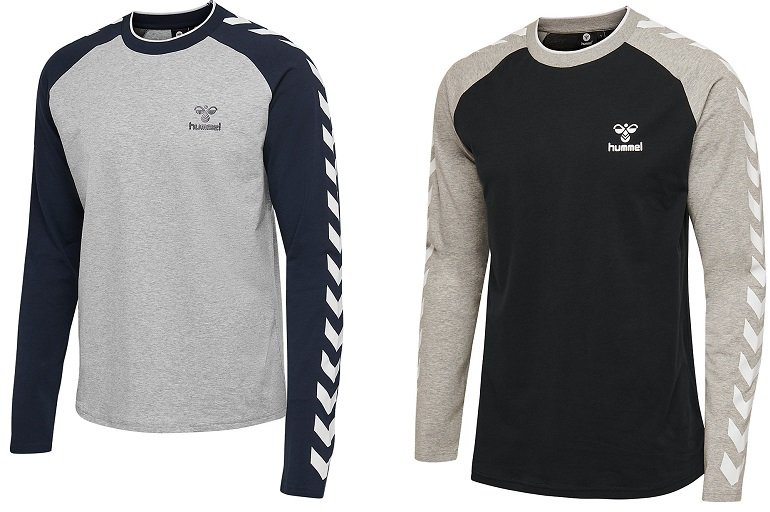 Hummel hmlMARK Shirt in 3 Farben 2