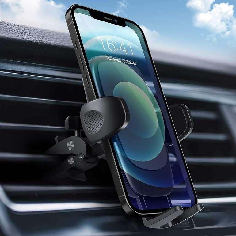 Modohe verstellbare KFZ-Handyhalterung mit Ein-Knopf-Entriegelung & 360° Drehung für 6,49€ (statt 13€)