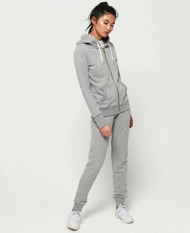 Superdry Damen Jogginghose 'Elite' in 3 Farben für je 19,60€ inkl. Versand (statt 37€)