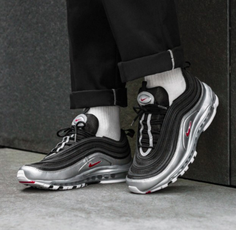 "Nike Air Max 97 ""Metallic Pack"" Sneaker für 92,89€ inkl. Versand (statt 179€)"