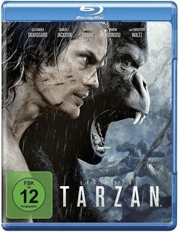 Legend of Tarzan (Blu-ray) für 3,64€ inkl. Versand (statt 12€)