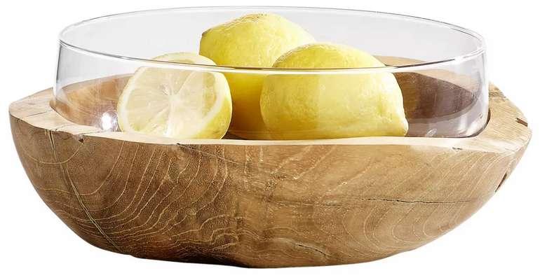 Leonardo Dekoschale aus Holz für 24,94€ inkl. Versand (statt 46€) - Newsletter!