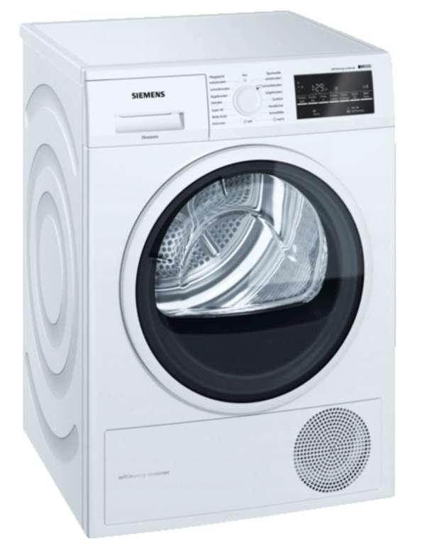 Siemens WT45W4B2 - 8kg Wärmepumpentrockner mit A++ für 499€ (statt 610€)
