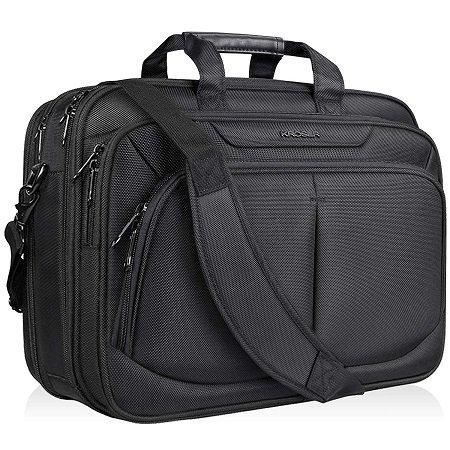 """Kroser - 17,1"""" Laptop Umhängetasche mit geräumigen Fächern für 18,19€ inkl. Primeversand (statt 28€)"""