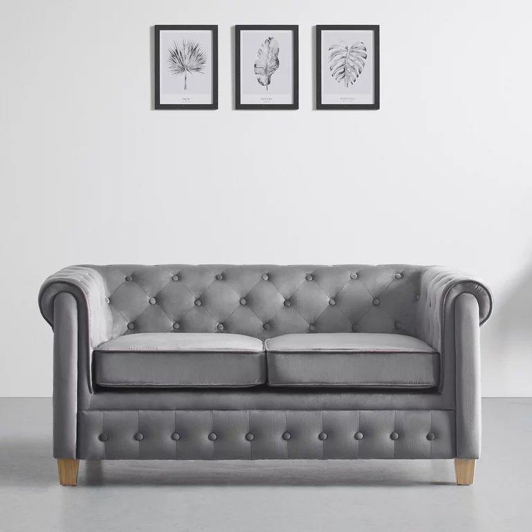 "Bessagi Home Sofa ""Mobi"" in grau für 319,25€ inkl. Versand (statt 440€)"