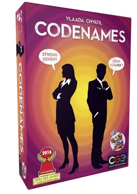 Codenames (CZ066) - Spiel des Jahres 2016 für 12,08€ inkl. Versand (statt 20€) - Thalia Club!