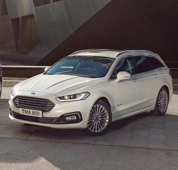 Gewerbe Leasing: Ford Mondeo Turnier 2.0VCT Hybrid Titanium für 113,26€ mtl Netto - LF: 0,32!