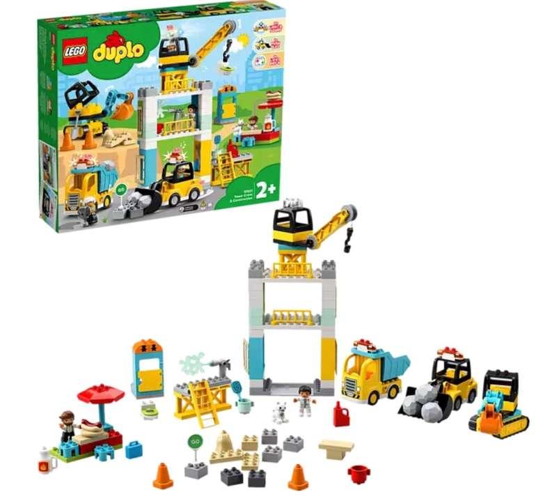Lego Duplo - Große Baustelle mit Licht und Ton (10933) für 69€ inkl. Versand (statt 80€)