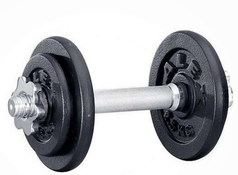 2x Alex Kurzhantel-Set 10 kg für 31,98€ inklusive Versand (statt 40€)