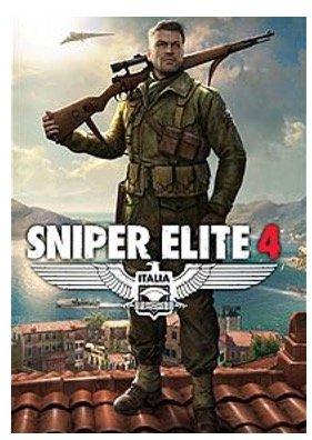 Sniper Elite 4 (Steam Key) für 8,19€ (statt 12€)