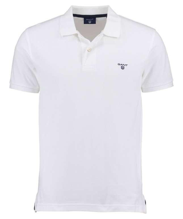 2x Gant Herren-Poloshirts (verschiedene Farben) für 74,80€ inkl. Versand