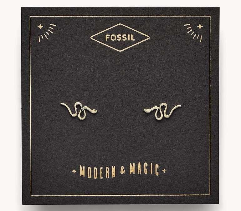 fossil-serpent