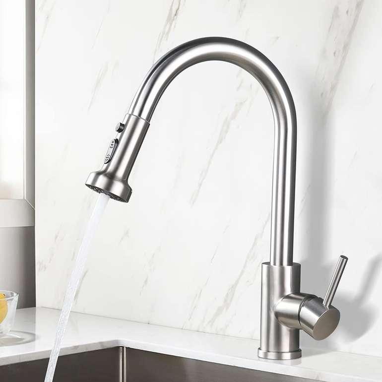 Iviga Wasserhahn mit ausziehbarer Brause für 25,99€ inkl. Versand (statt 52€)
