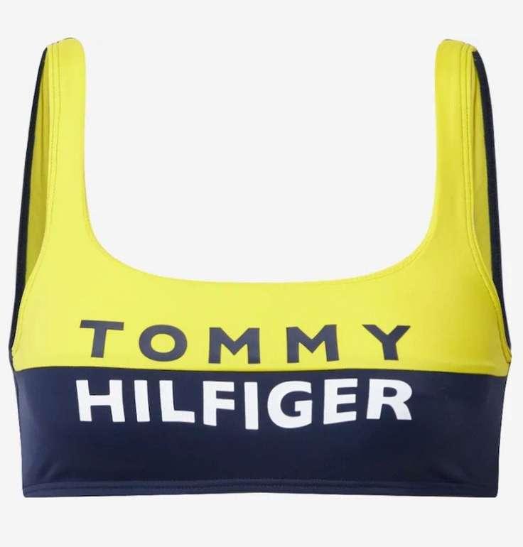 Tommy Hilfiger Underwear Bustier in gelb / schwarz für 15,69€ inkl. Versand (statt 32€)