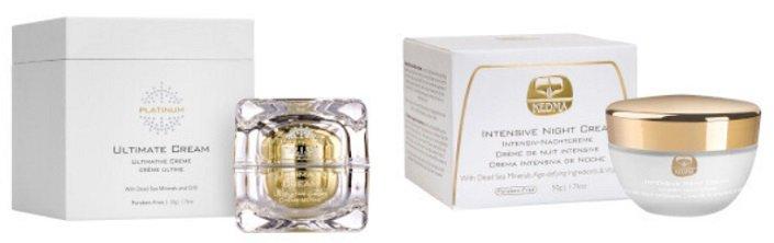 Aqua Mineral Kosmetik für Sie & Ihn z.B. Intensive Nachtcreme 50g für 29,90€