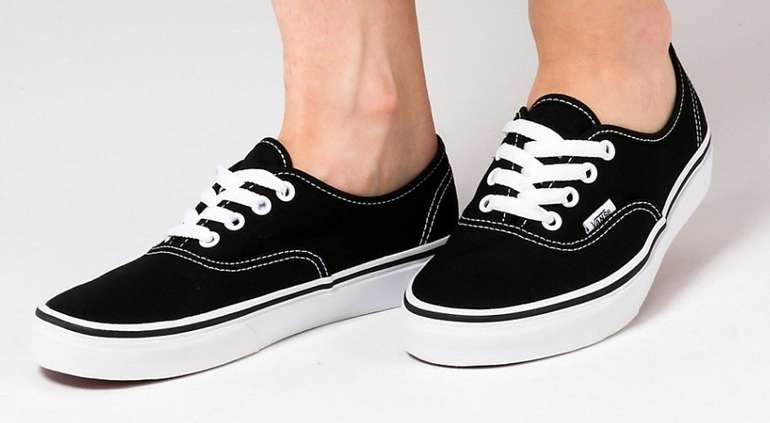 Vans Ua Authentic Sneakers Low bis Gr. 50 für 27,64€ (statt 44€) - Mirapodo App!